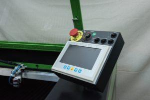 Χειριστήριο Μηχανήματος Laser