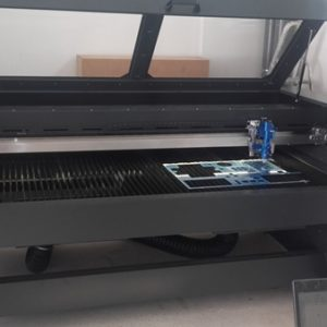 ηeλios-1021 CO2 Μηχάνημα Laser Cutter - Engraver